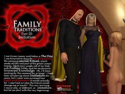 Family Traditions 3 - Initiation