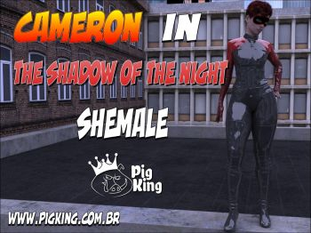 The Shadow of the Night Cameron (PigKing Shemale) cover