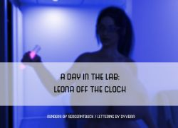 A Day In The Lab - Leona Off The Clock SergeantBuck