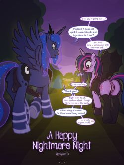 A Happy Nightmare Night - syoeeb