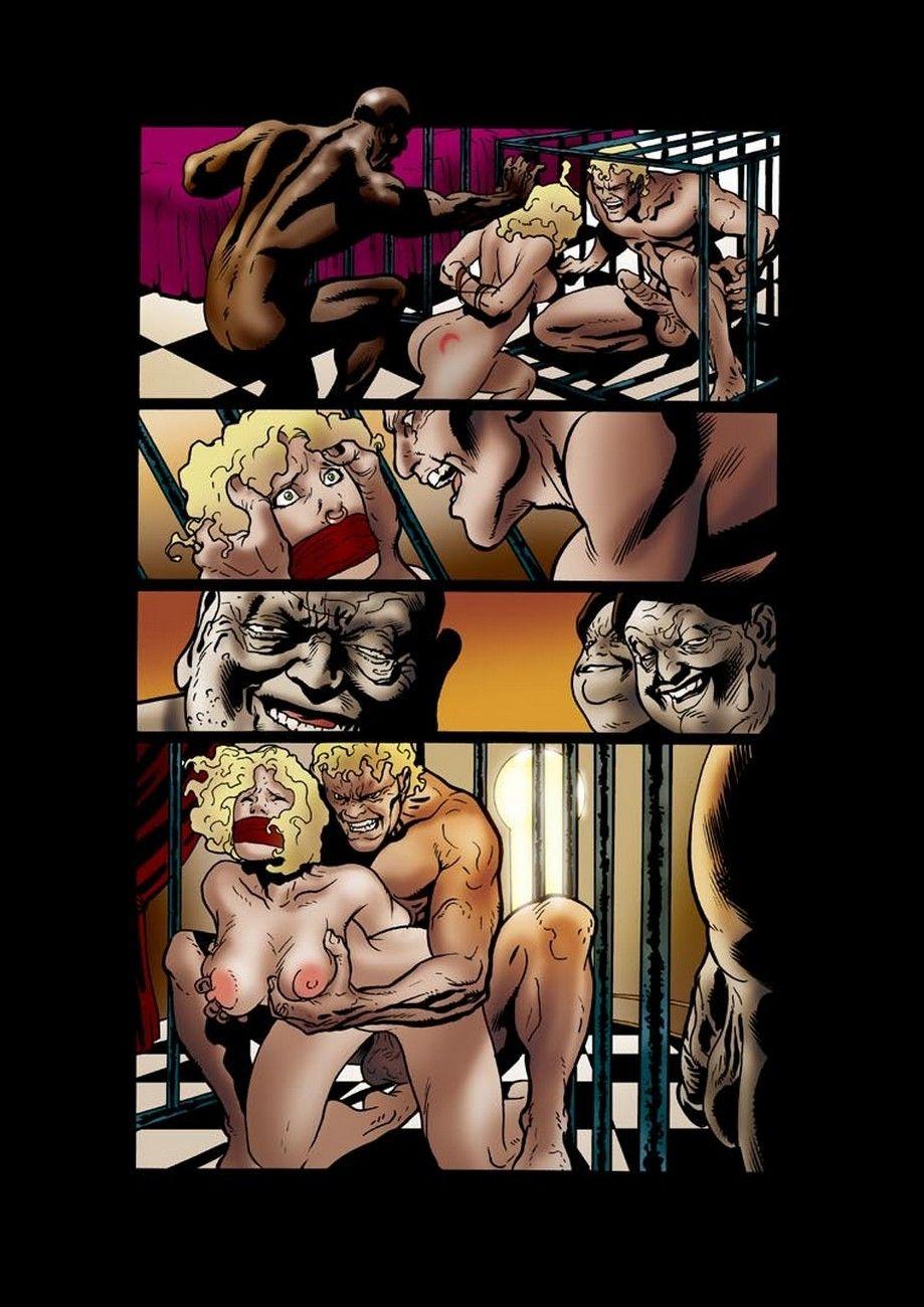 на гарем порно комикс нападение