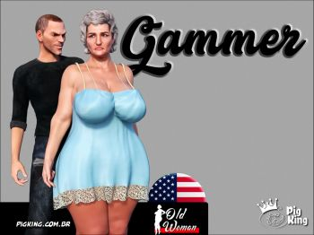 Gammer PigKig Old Woman cover