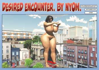 Desired encounter - Nyom cover