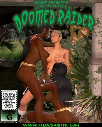 Doomed Raider Ch.6 - Midas Menace - Drake [Tomb Raider] cover