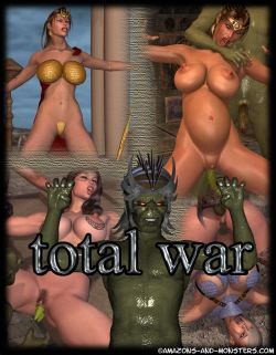 Total War - Amazons and Monsters