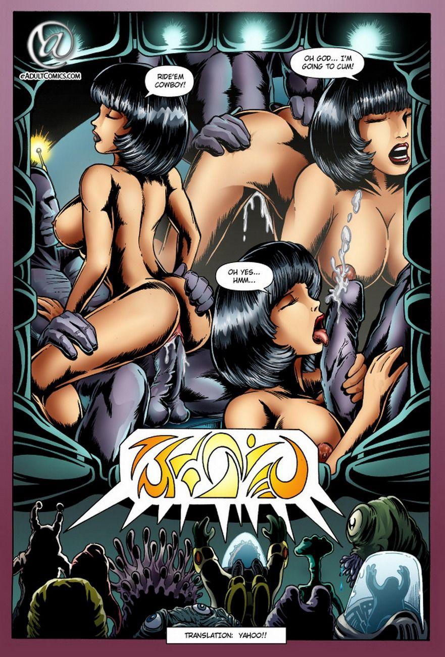 alien porn comics