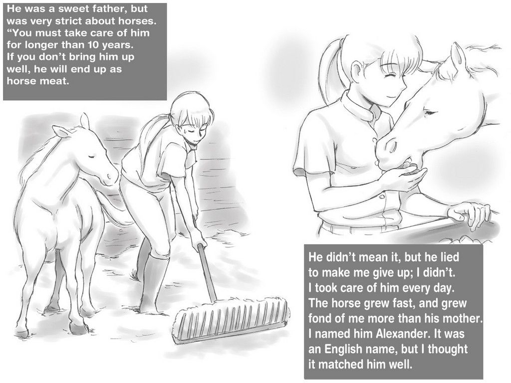 horse sex comic