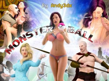 Monster Ball - Andy3DX cover