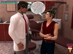 Shemale3dcomics - At The Dentists