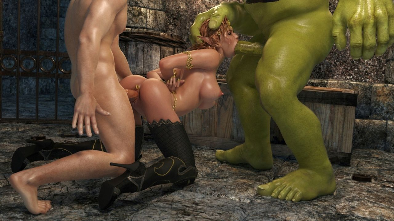 Erotic cartoon videos dragons ogres