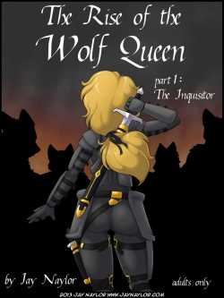 The Rise Of The Wolf Queen 1 - The Inquisitor
