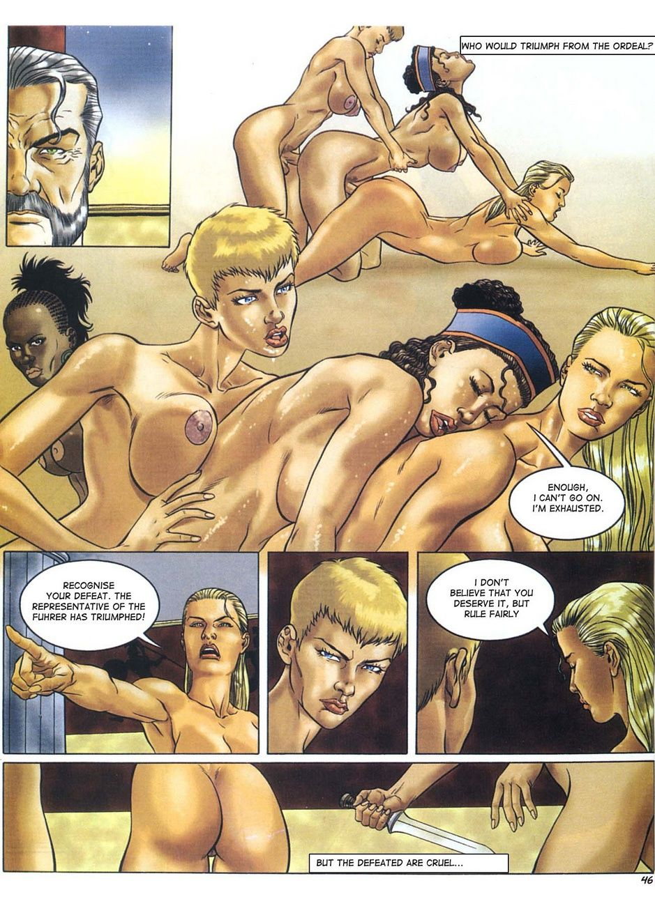 cartoon comic strips porn
