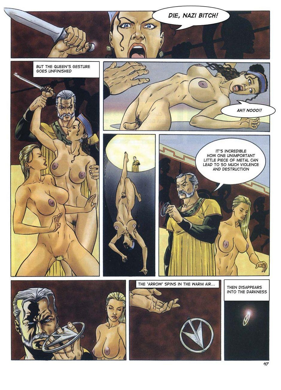 lara jones porn comics