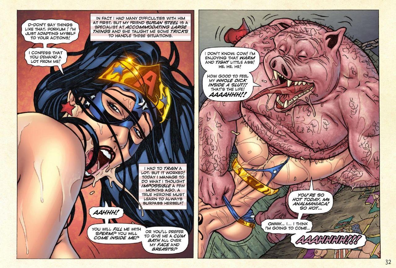 Freedom stars adult comic hot nude