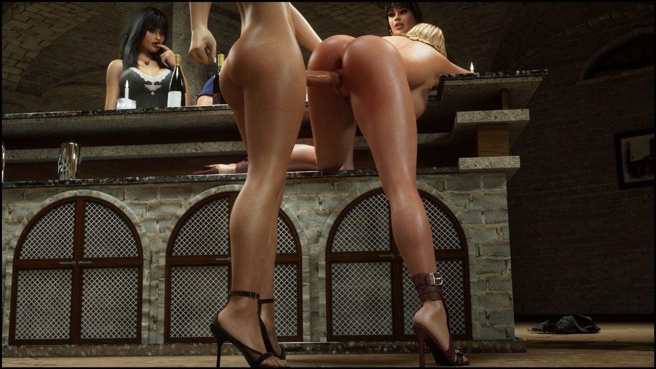 Dickgirls 8 Page 26 - Free Porn Comics