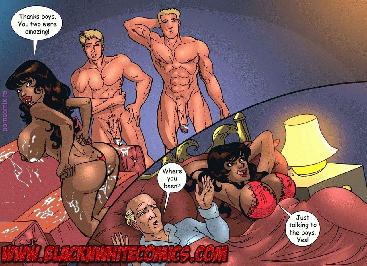 обмен женами порно комиксы № 774658 бесплатно