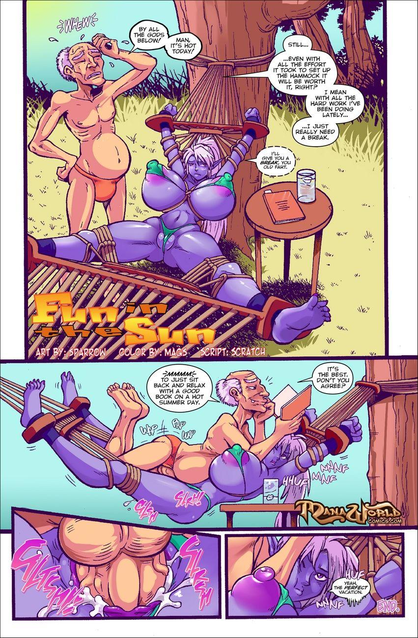 Порно Мини Комиксы