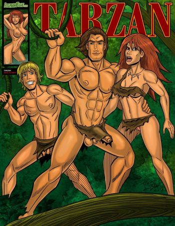 порно комиксы про тарзана