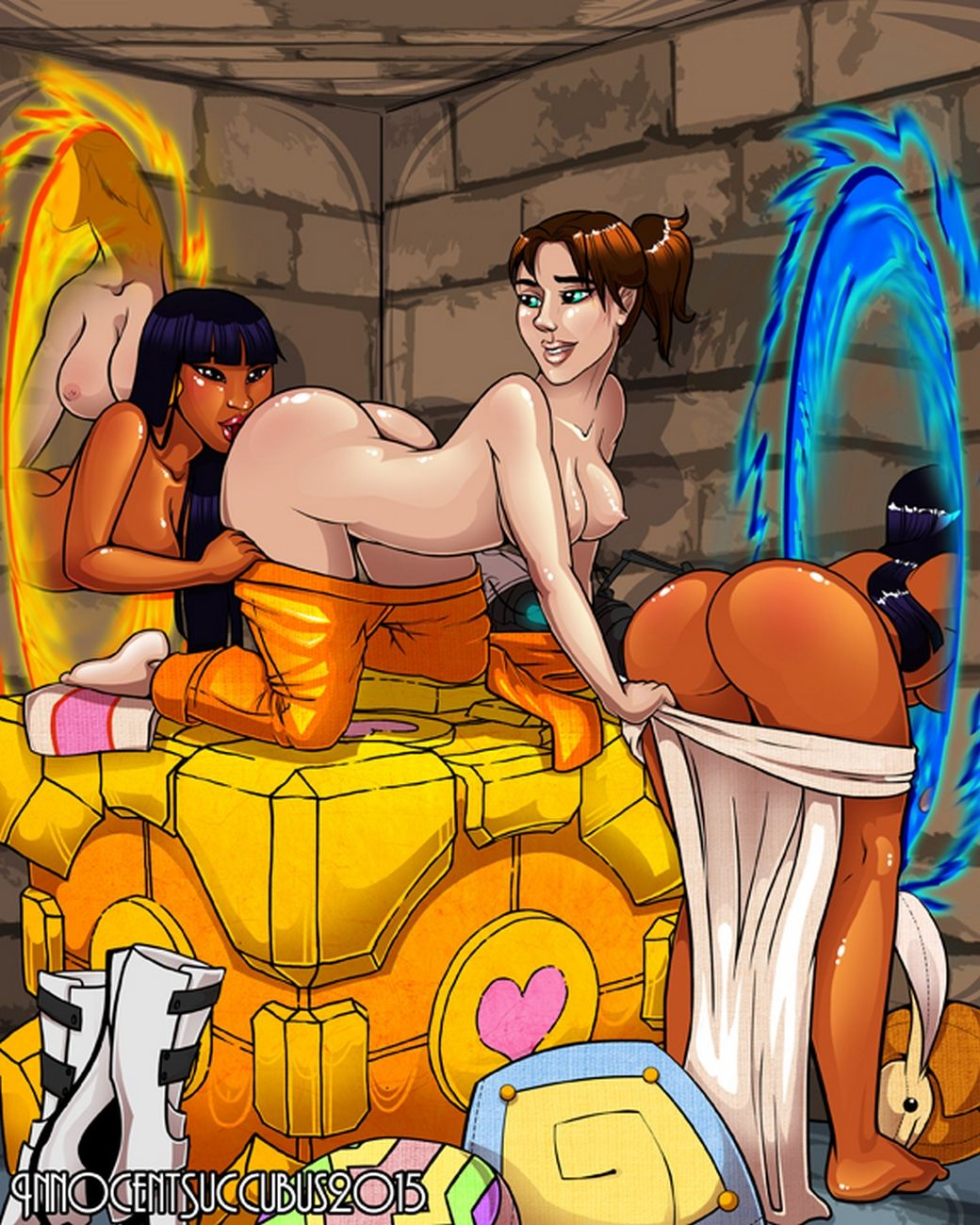Free toon porn chell exposed photo