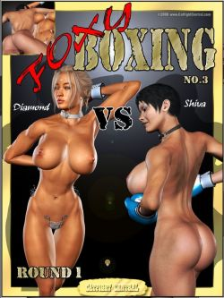 Foxy Boxing 3 - Diamond Vs Shiva - Round 1