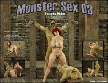 Monster Sex 3 cover