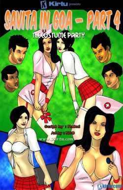 Savita Bhabhi In Goa 4 - The Costume Party