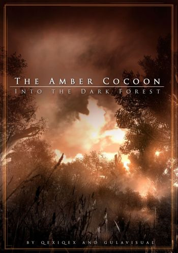 The Amber Cocoon 1 cover