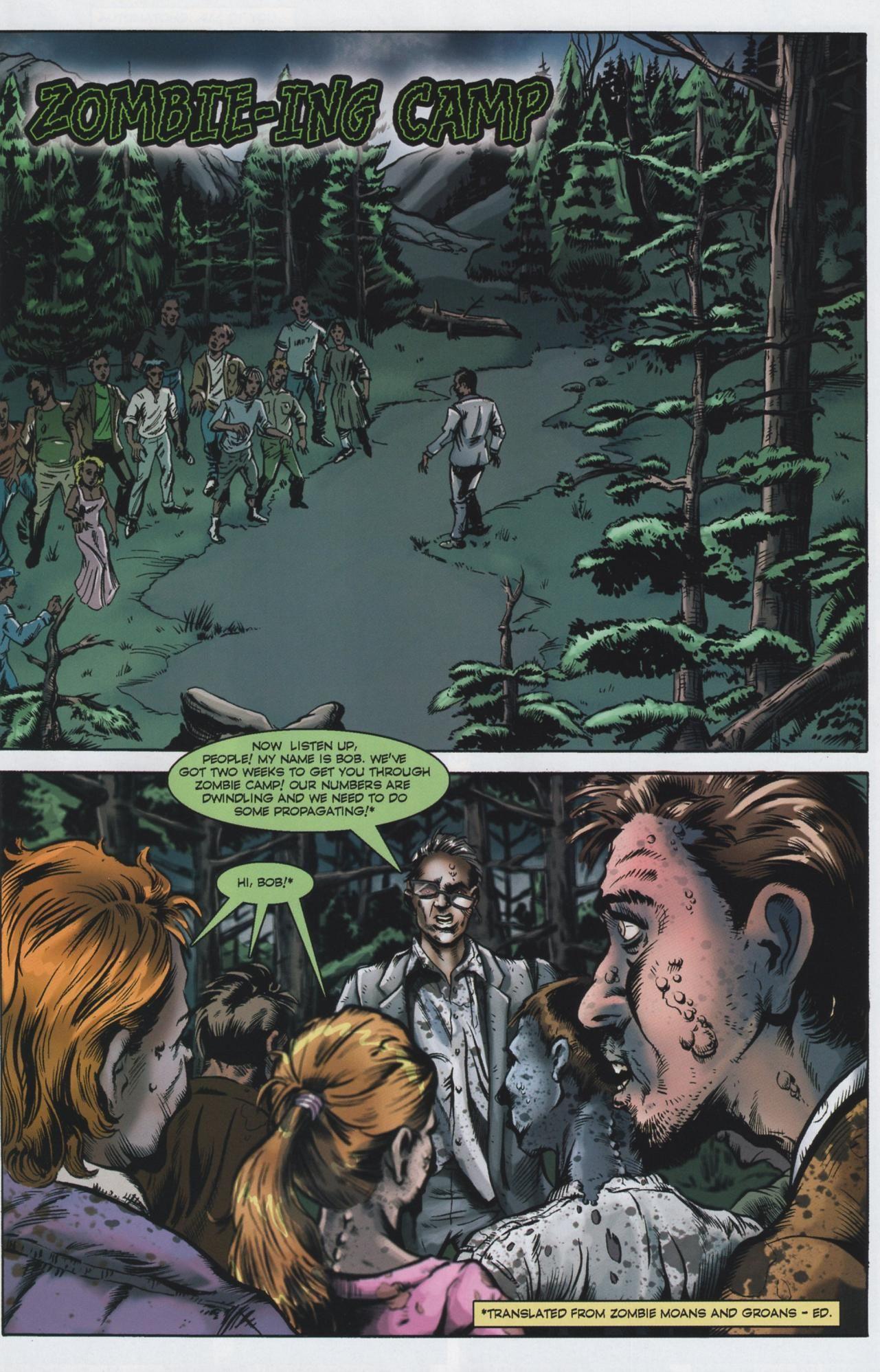 порно комикс про зомби № 50254 без смс