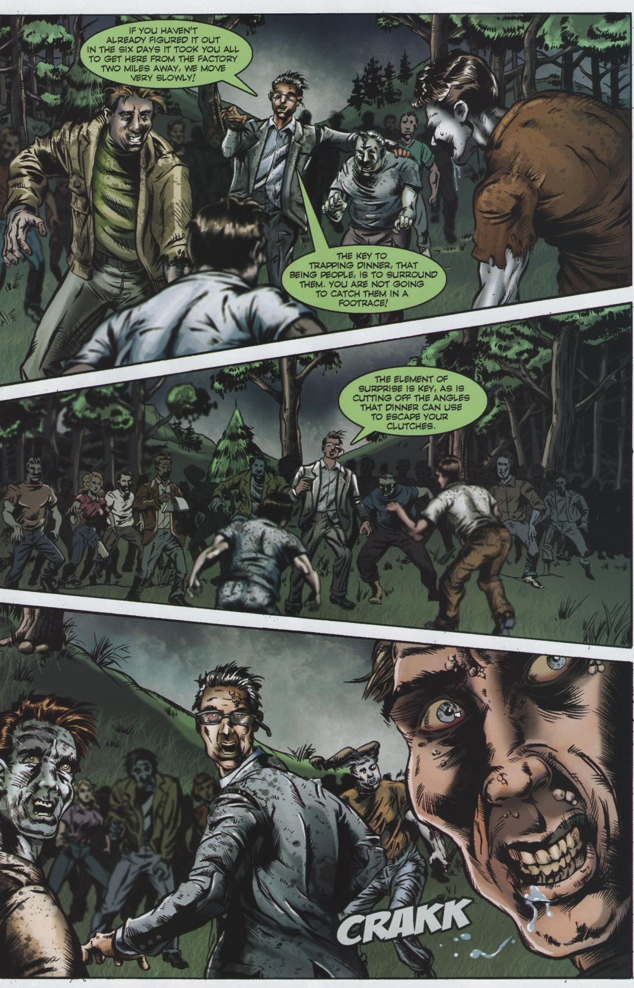 порно комикс про зомби № 50316  скачать
