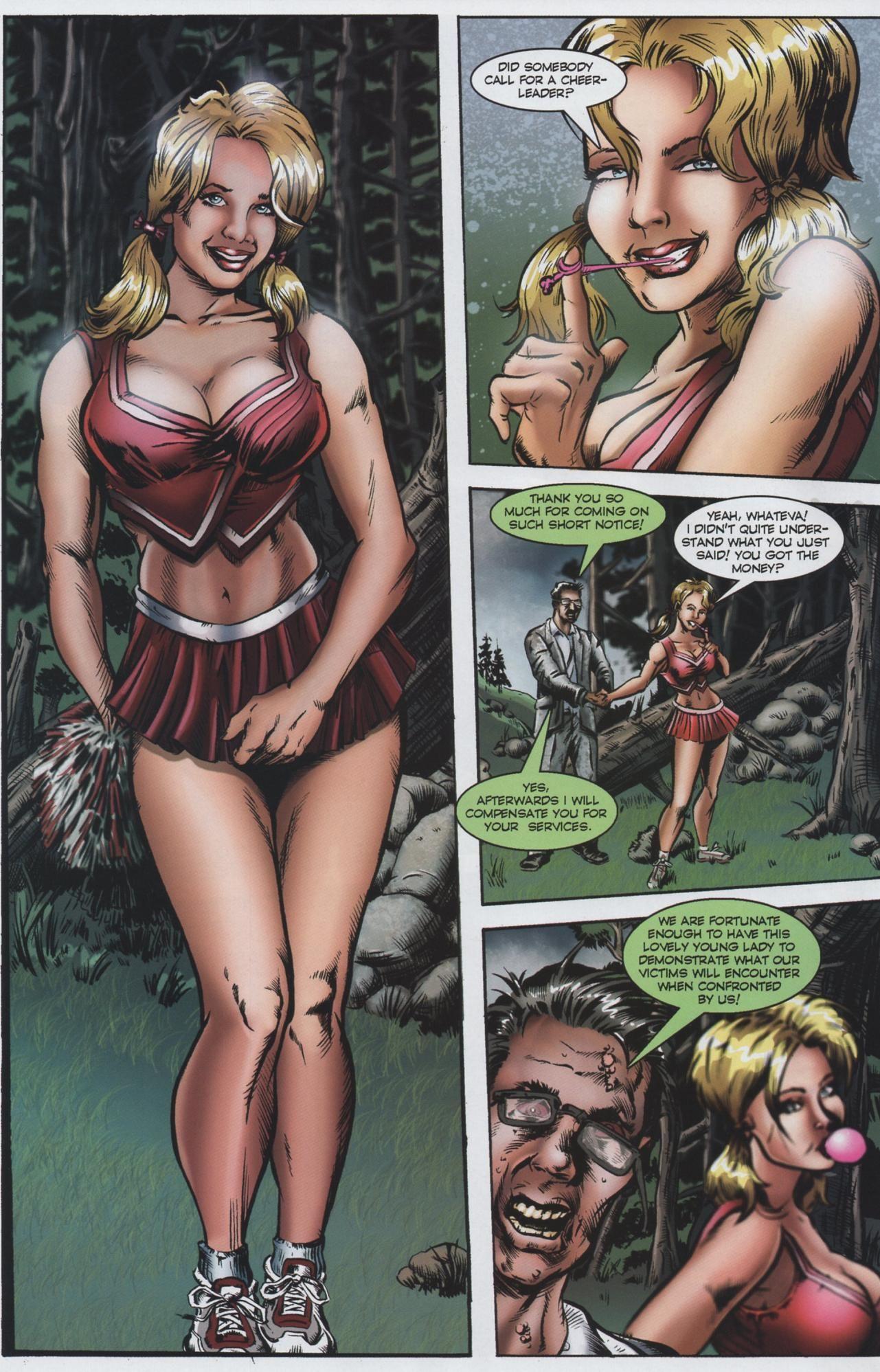 порно комикс про зомби № 50282 загрузить
