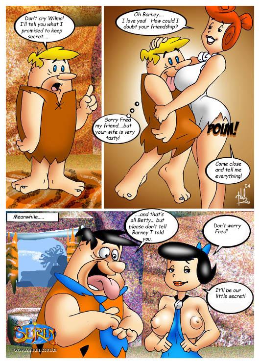 флинстоуны секс комиксы