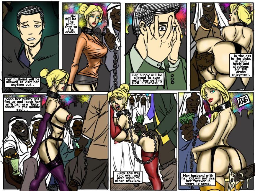 Комиксы порно шлюха