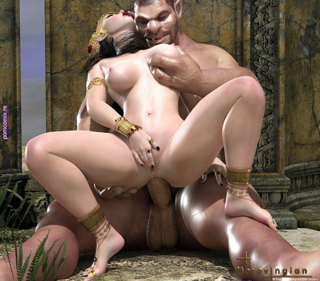 Orcs fuck girl softcore photos