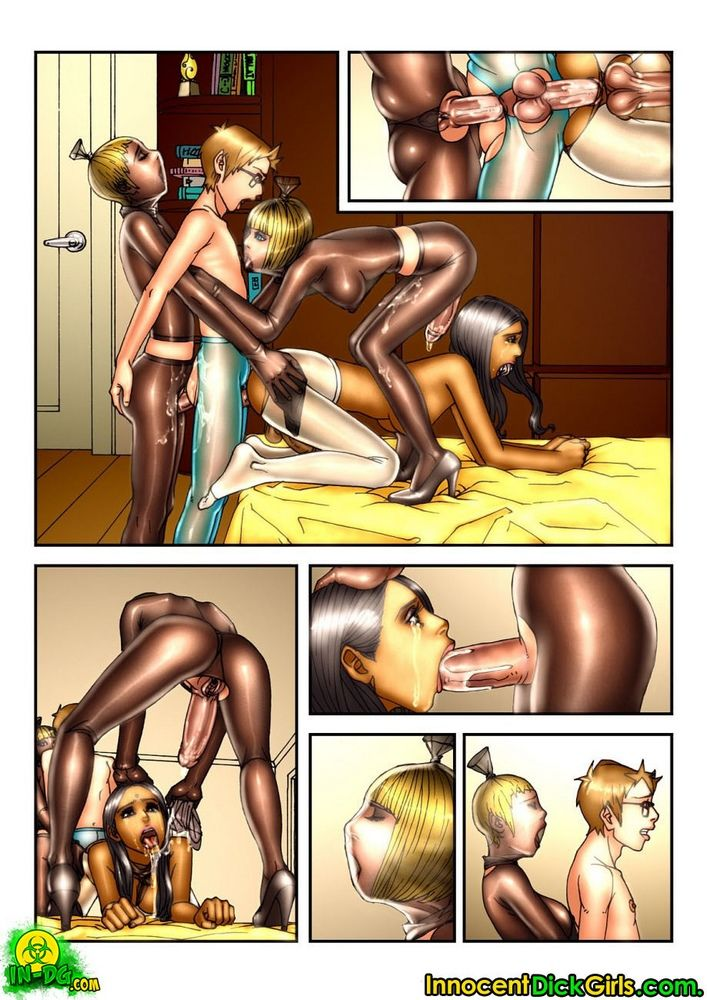 Comics books pantyhose sex stories a #12