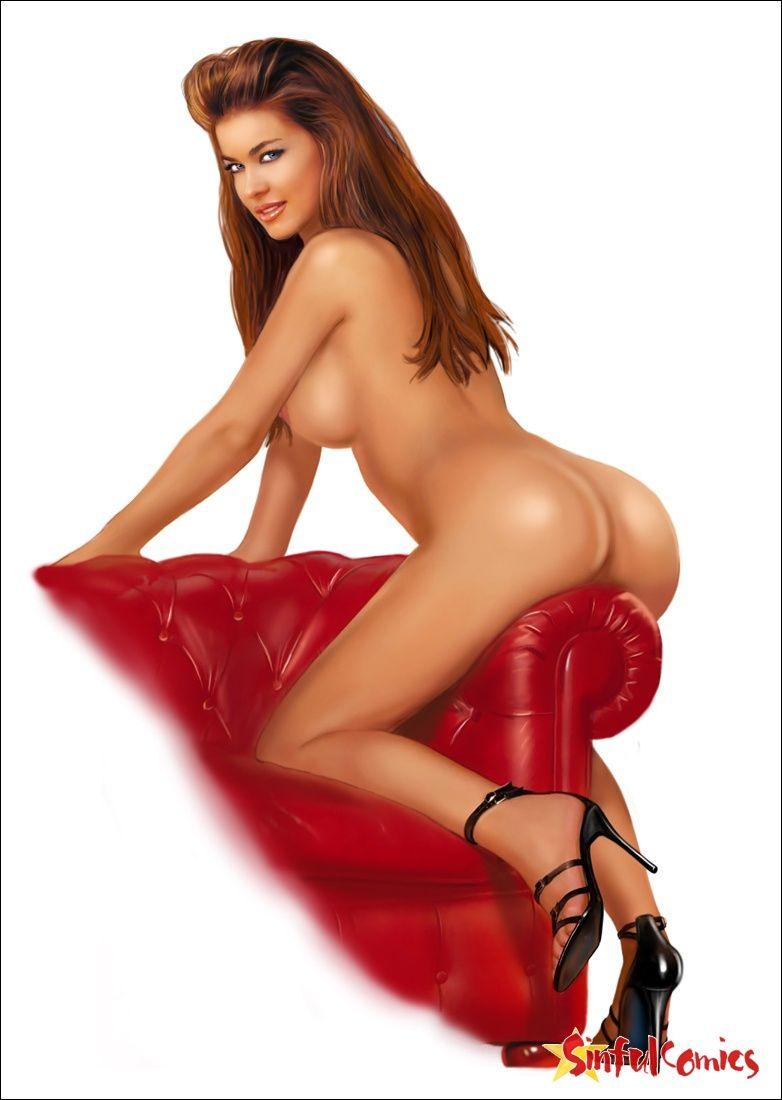Carmen electra free pic porn