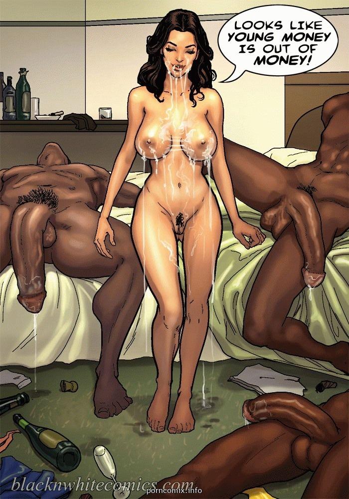комиксы порно фото групповуха № 552556 без смс