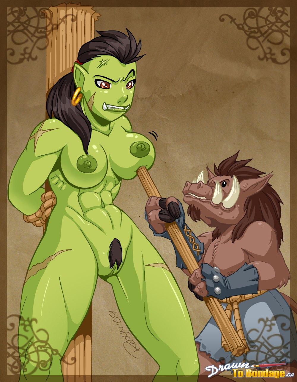 Ork porn sexy image