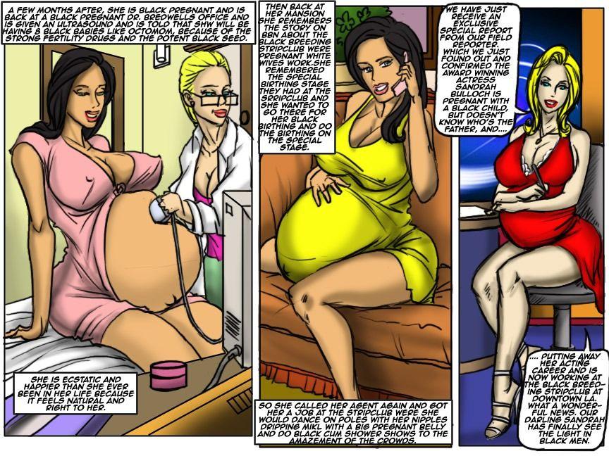 беременные порно комиксы