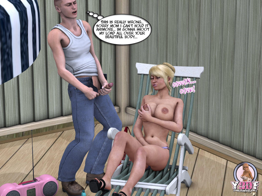 порно рассказ загородный домик часть 2