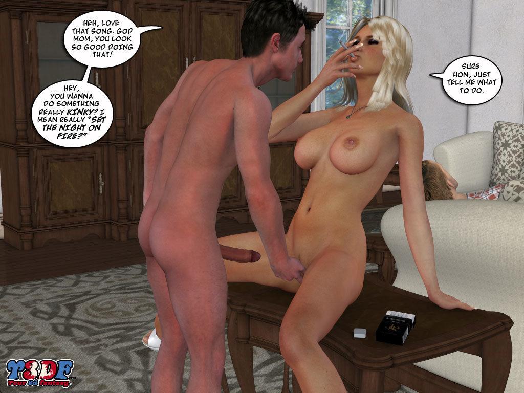 весенняя пора порно комикс