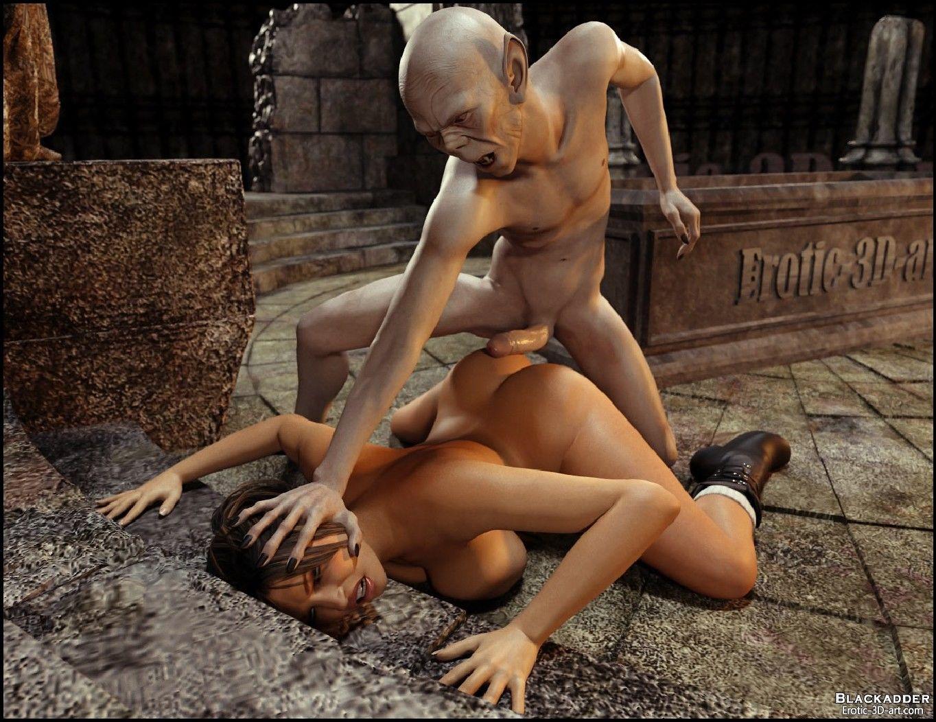 Tomb Raider Hentai Bondage Gif