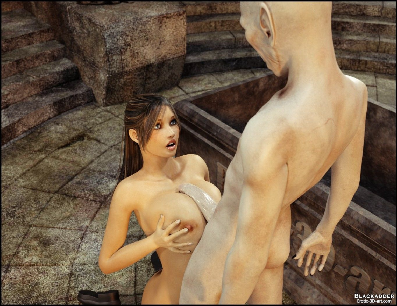 Zombi fuck lara charft porn video hentia photo
