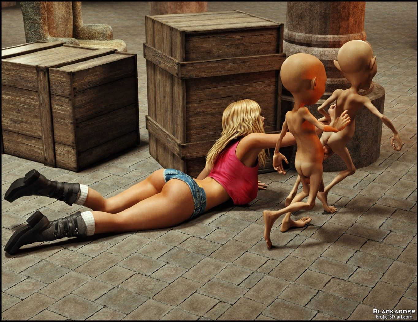 3d monster spicyhunt pics erotic picture