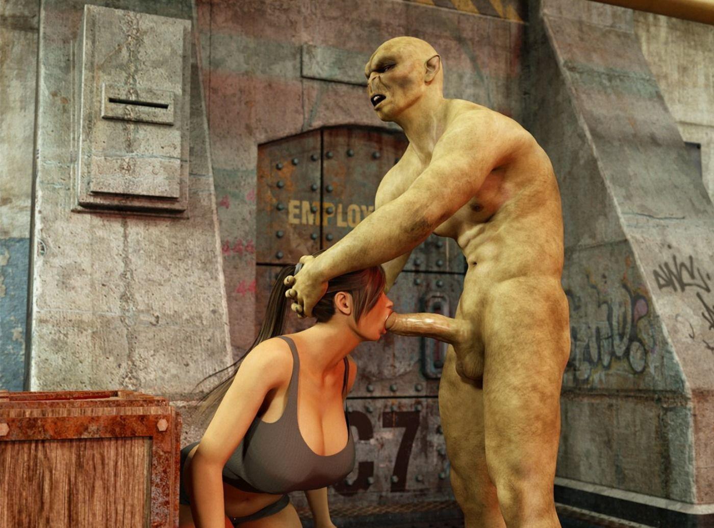 Goblins torture sexy woman xxx pornstars