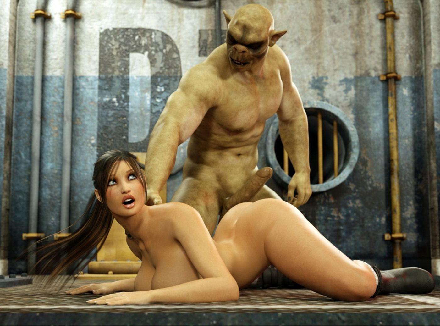 Monster sex flash movies