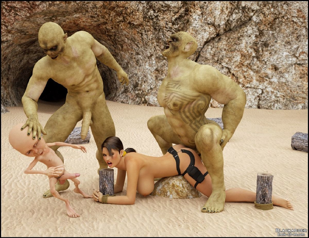 3d monster porn lara croft pictures gallery hentia movies