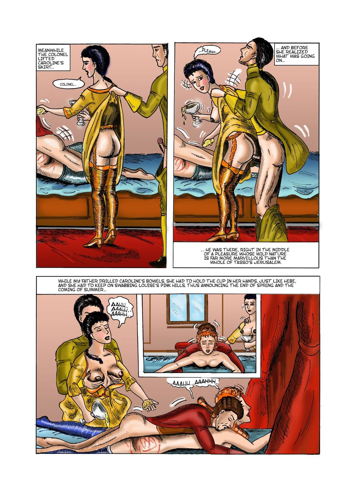 The History Of Erotic Art Is Ripe With Pleasure, And Paina Story In Images