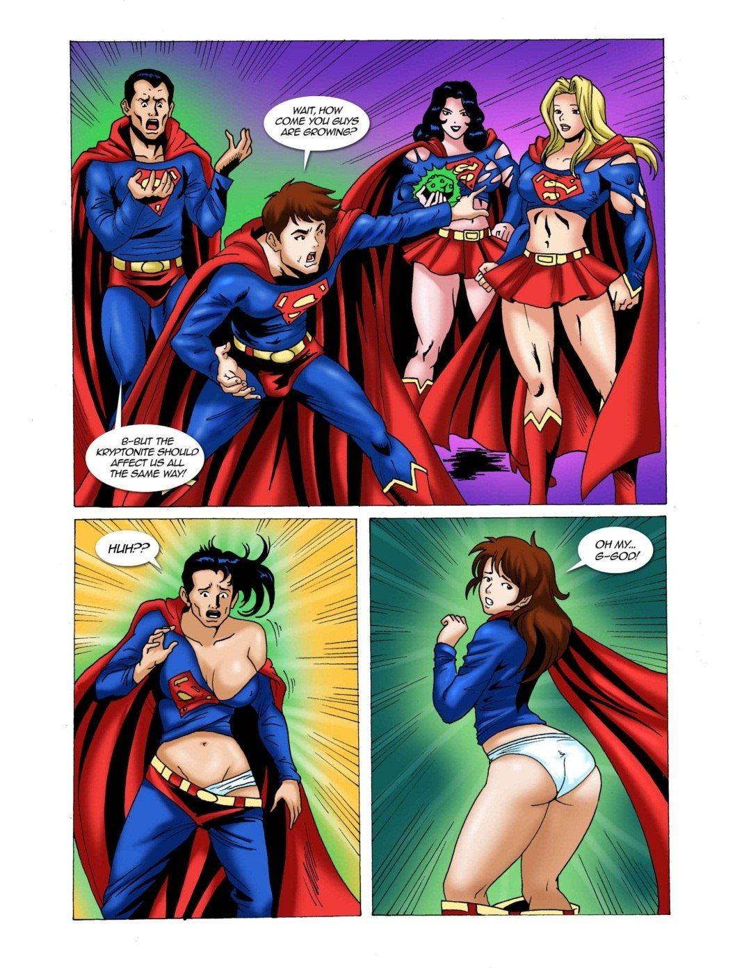 порно комиксы 8 muses № 766147 бесплатно
