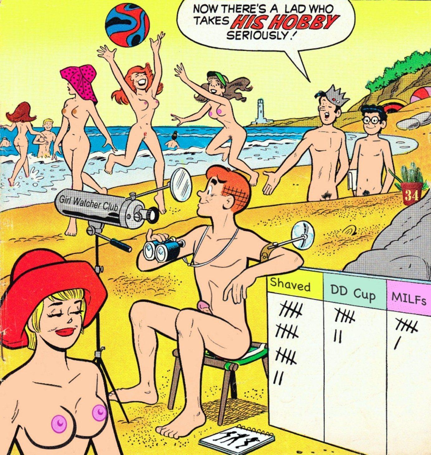 Free porn pics cartoons archie jughead