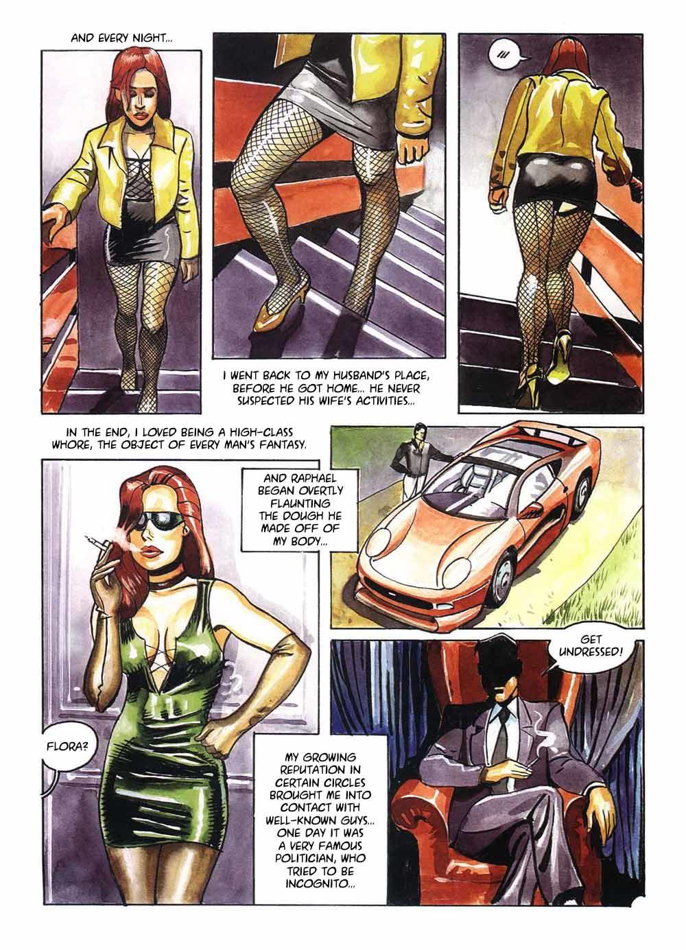 Bruno Porn Comics